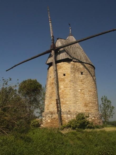 Moulin de Mourvilles Hautes