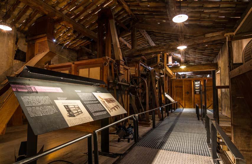 Musée de la Minoterie des Alpes