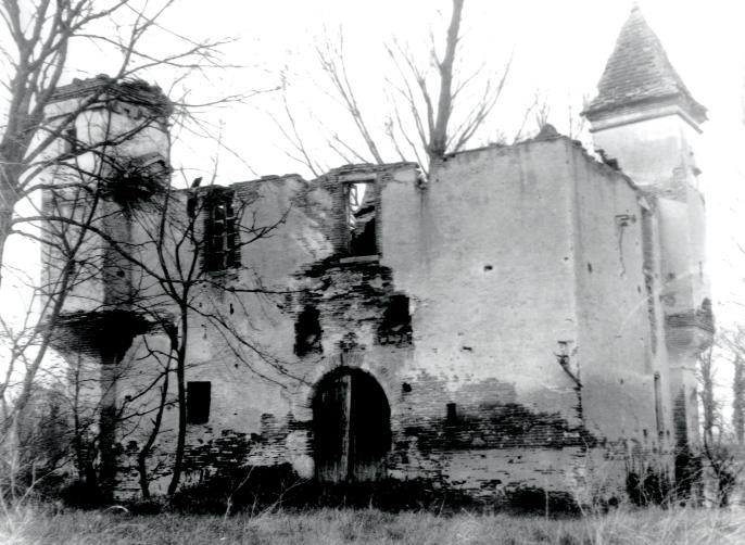 Moulin Nagasse avant travaux - collection personnelle H.Soulet