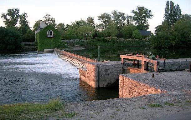 Barrage de Nitray