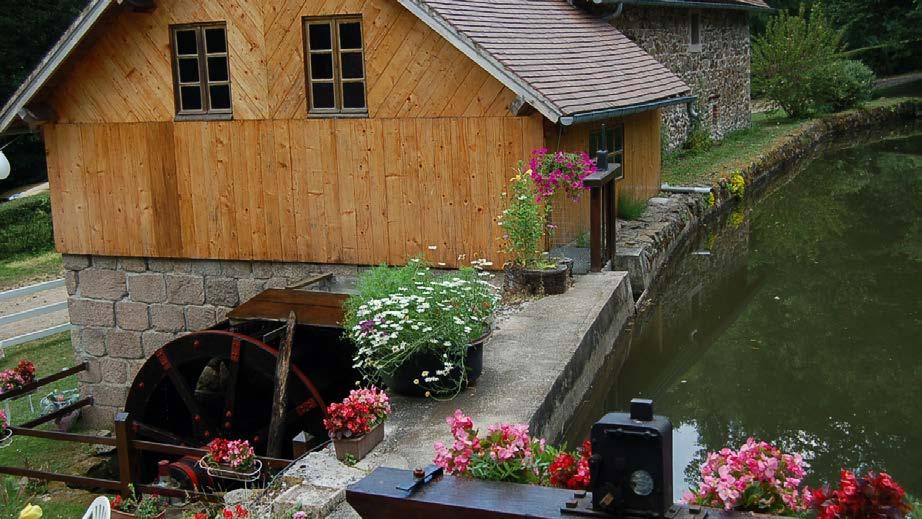 Moulin de Villonne