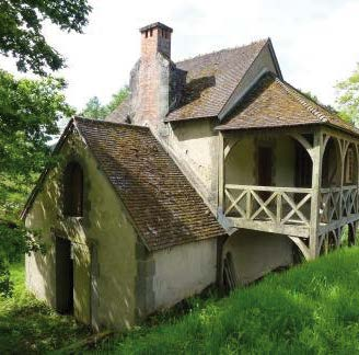 Moulin du Donzeil - Le Petit Trianon. Photo DR.