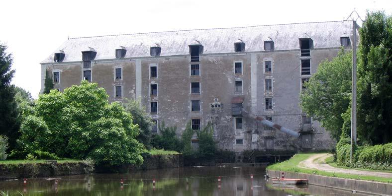 Moulin de Cheffes - Photo Mairie de Cheffes