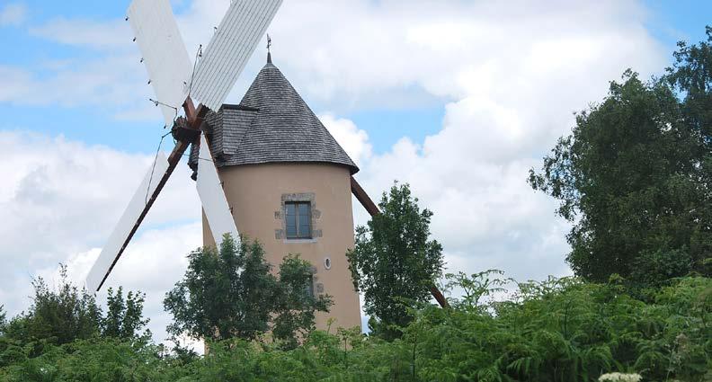 Moulin du Chêne