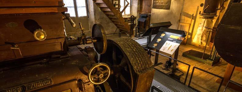 Musée de la Minoterie des Alpes - Photo Mathieu Semouline - Verdon Pictures