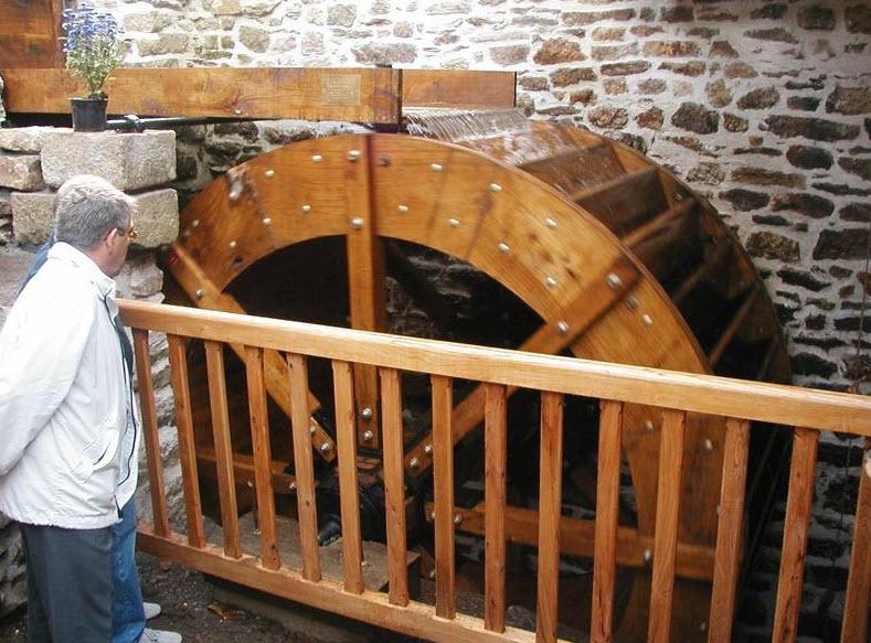 Moulin du Palacret