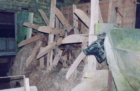 Moulin du Palacret - photo S.Mary