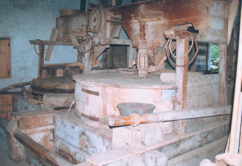 Le moulin du Ressec