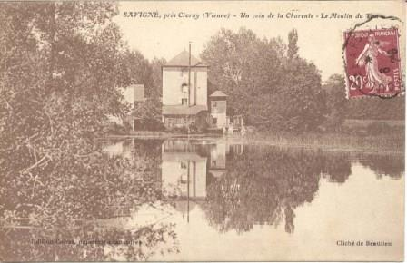 Moulin de Tan