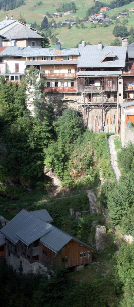 Moulin à Tienne Flumet