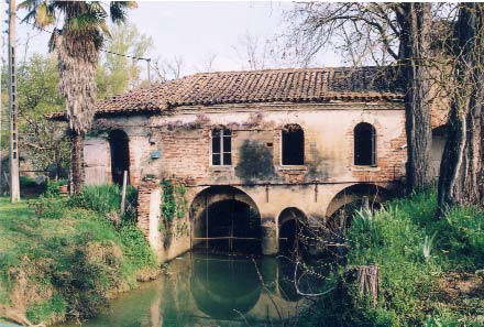 Moulin de Burs en 2006