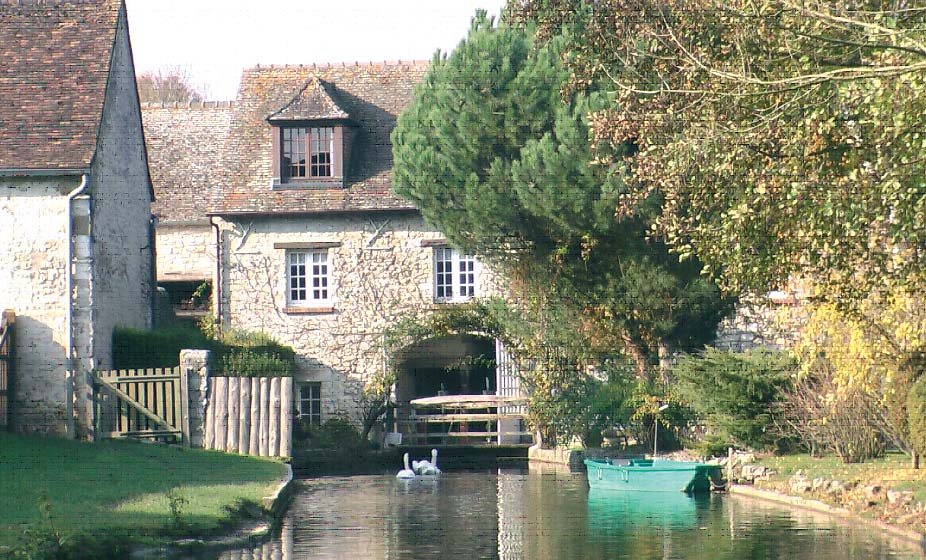 Moulin de Toussac