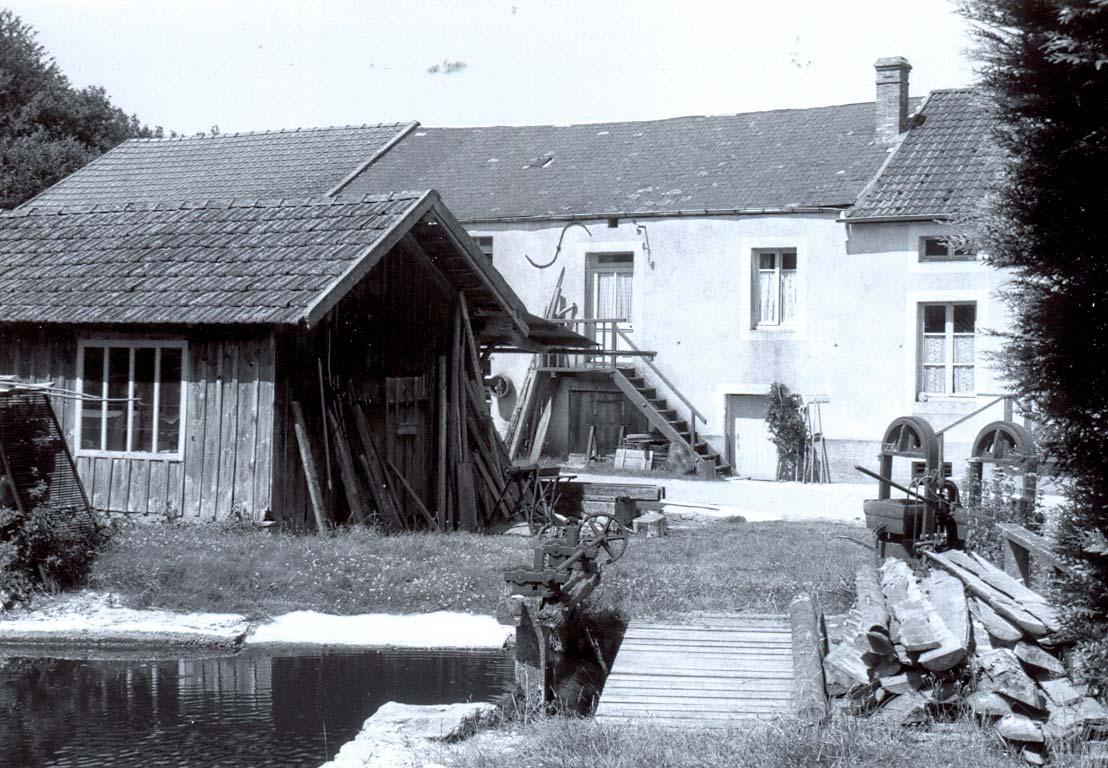 Moulin de Trinquelin. Photo Philippe Landry