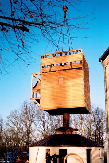 Le Moulin de Sannois. 11-12-2007