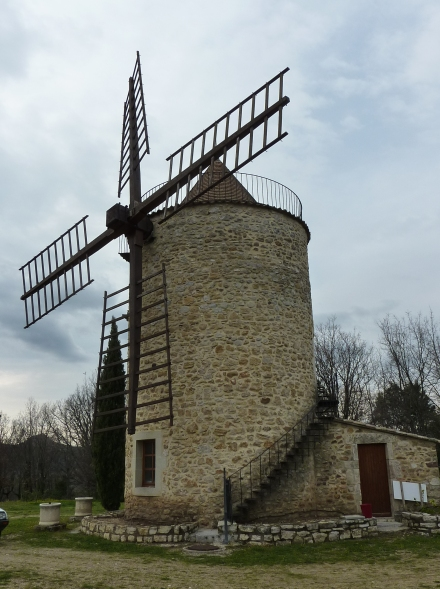 Moulin de Vallon-Pont-d'Arc