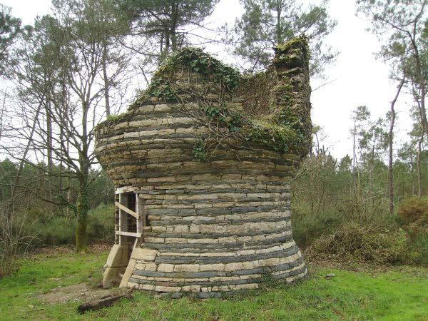 Moulin à vent de la Vieille Ville. Photo Association