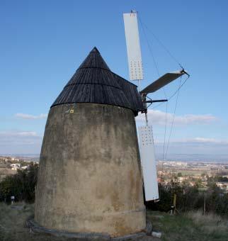 Moulin de Villeneuve la Comptal