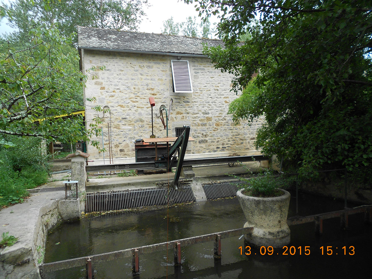 Moulin de Monteils