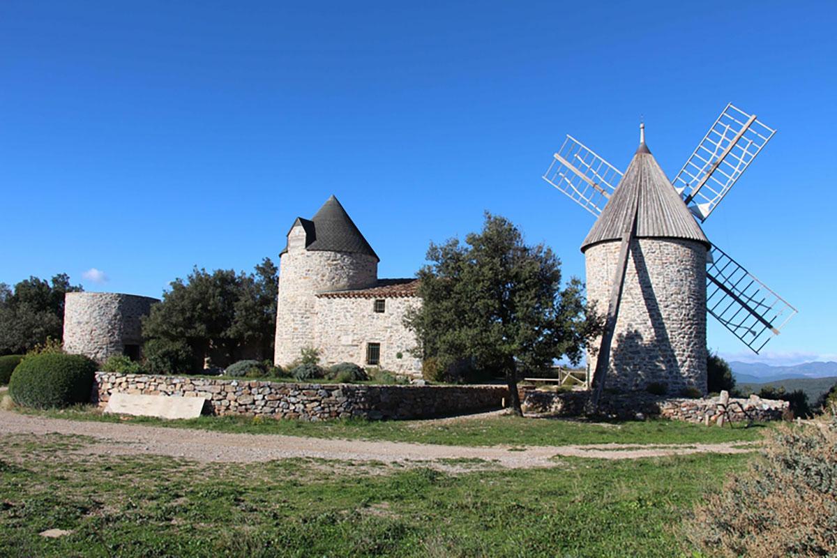 Moulins des Trois Tours