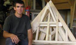 Nicolas Marcilly : le parcours d'un jeune garçon  qui rêvait de construire des moulins