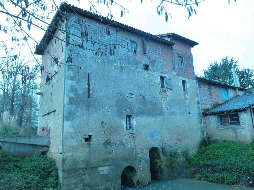 Moulin d'Engauthé