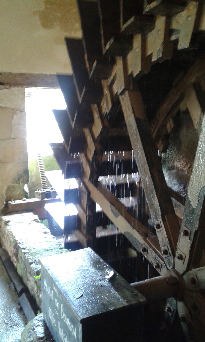 Moulin de Bourgon