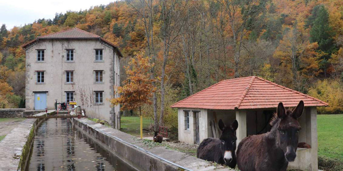 Moulin d'Aurouze