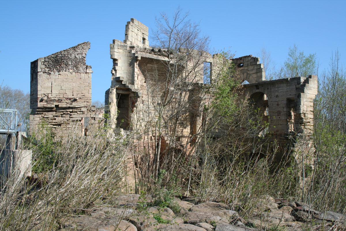 Moulin de Bessan. Photo Wikipedia
