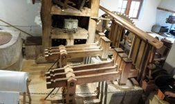 Suisse : Moulin à papier de Bâle