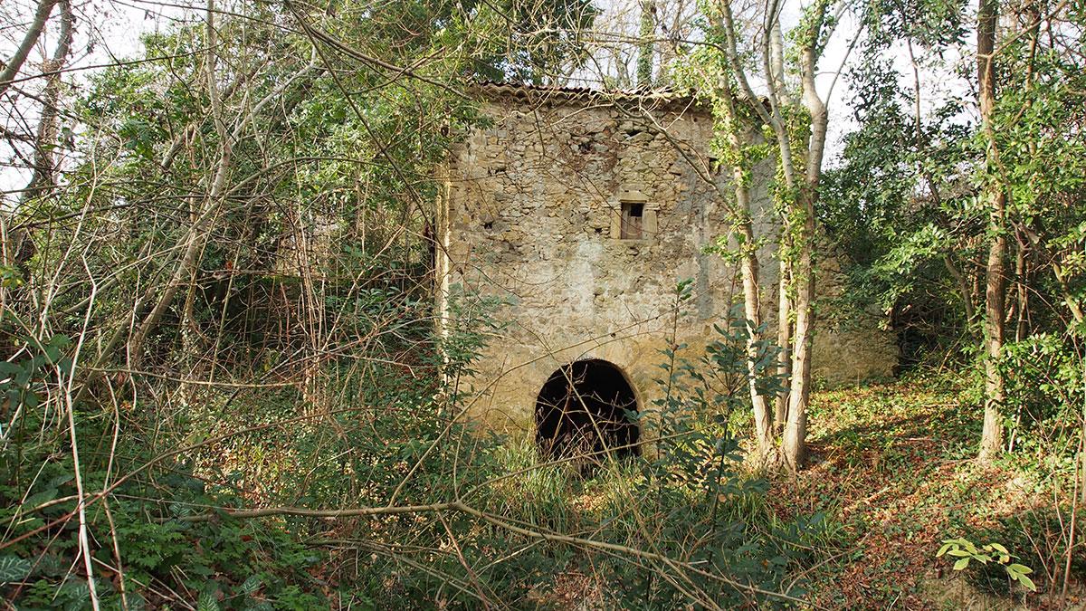 Moulin de la Pomelle