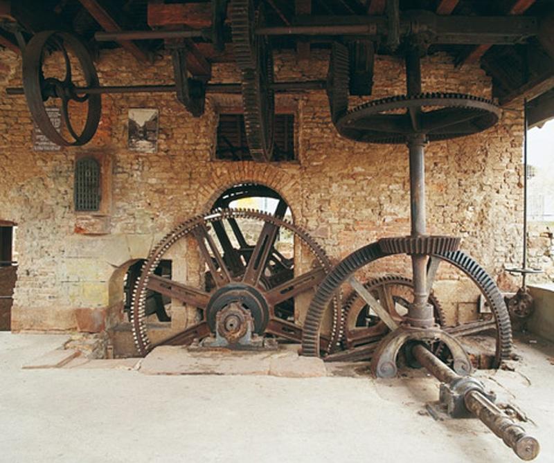 Moulin à farine Dischlach