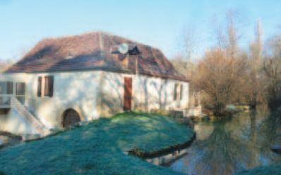 Moulin de La Ganne