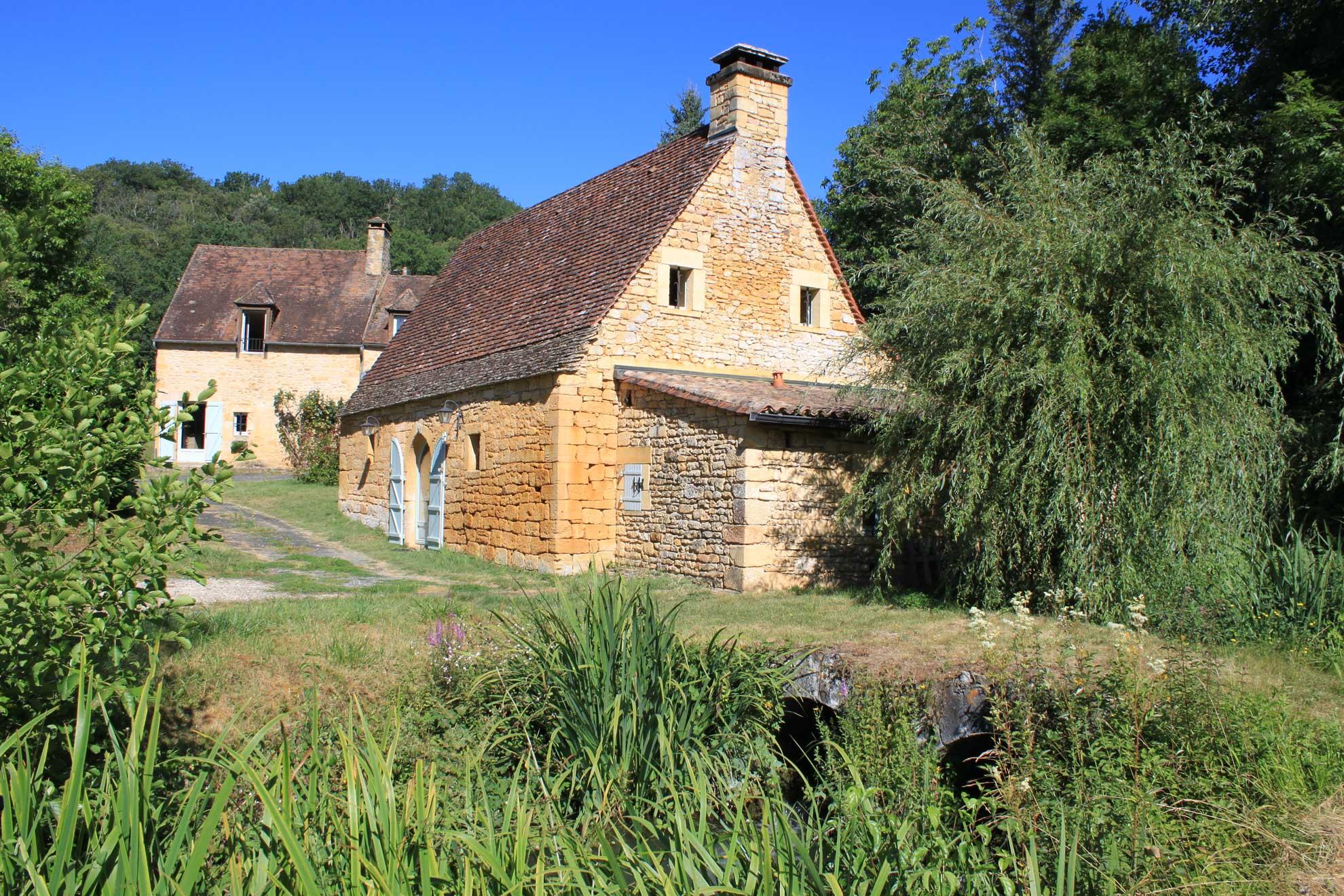 Moulin Bas de Saint Vincent le Paluel