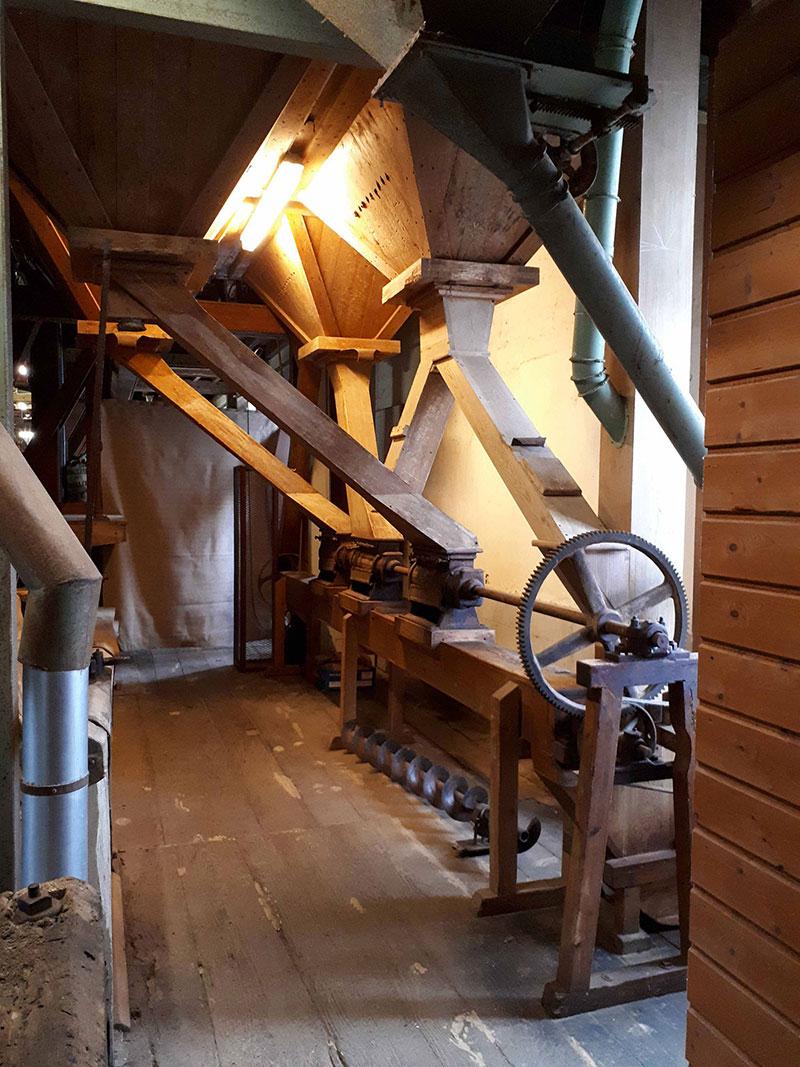 Moulin de Porchères - Minoterie du Barrage