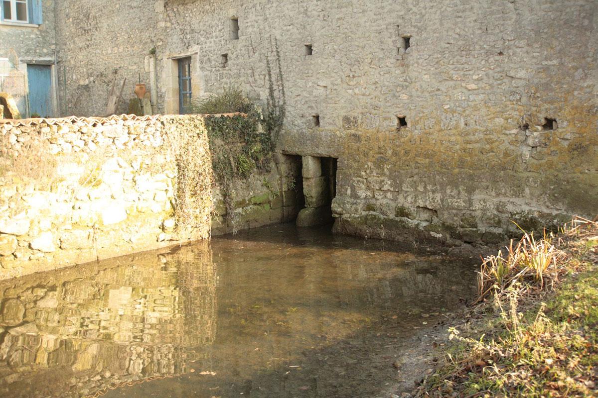 Moulin de Coivert