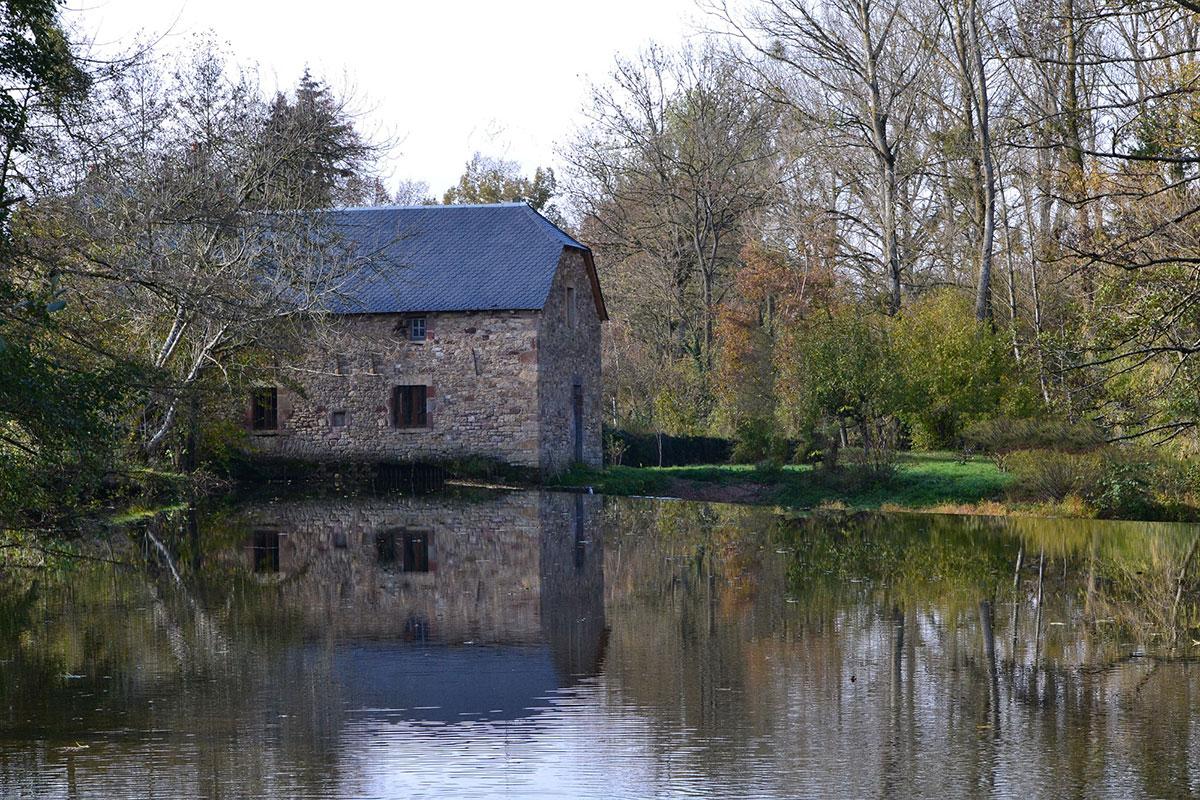 Moulin du Bouyssou