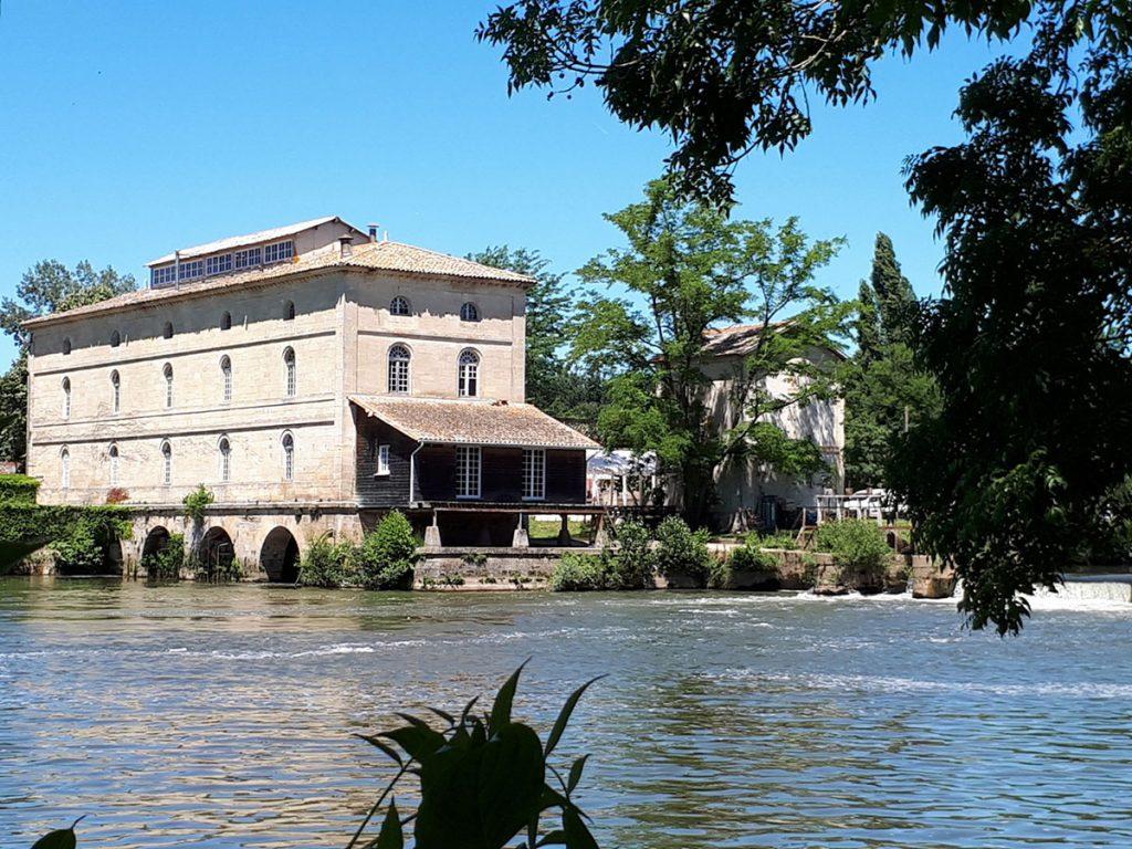 Moulin de Porchères – Minoterie du Barrage