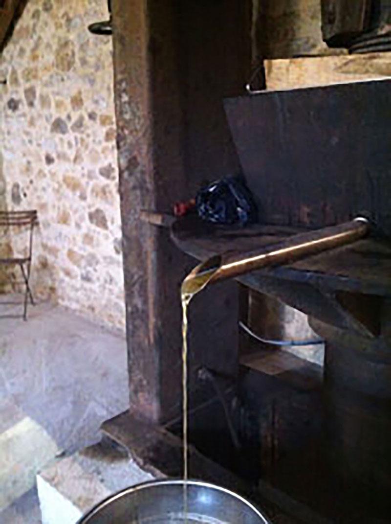 Moulin des Fumades