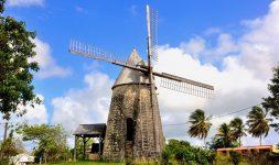 Marie-Galante, l'île aux cent moulins (Guadeloupe)