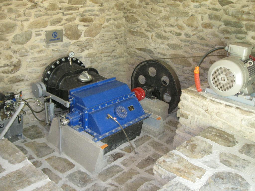 Moulin de Bru. Photo Bernard DURAND