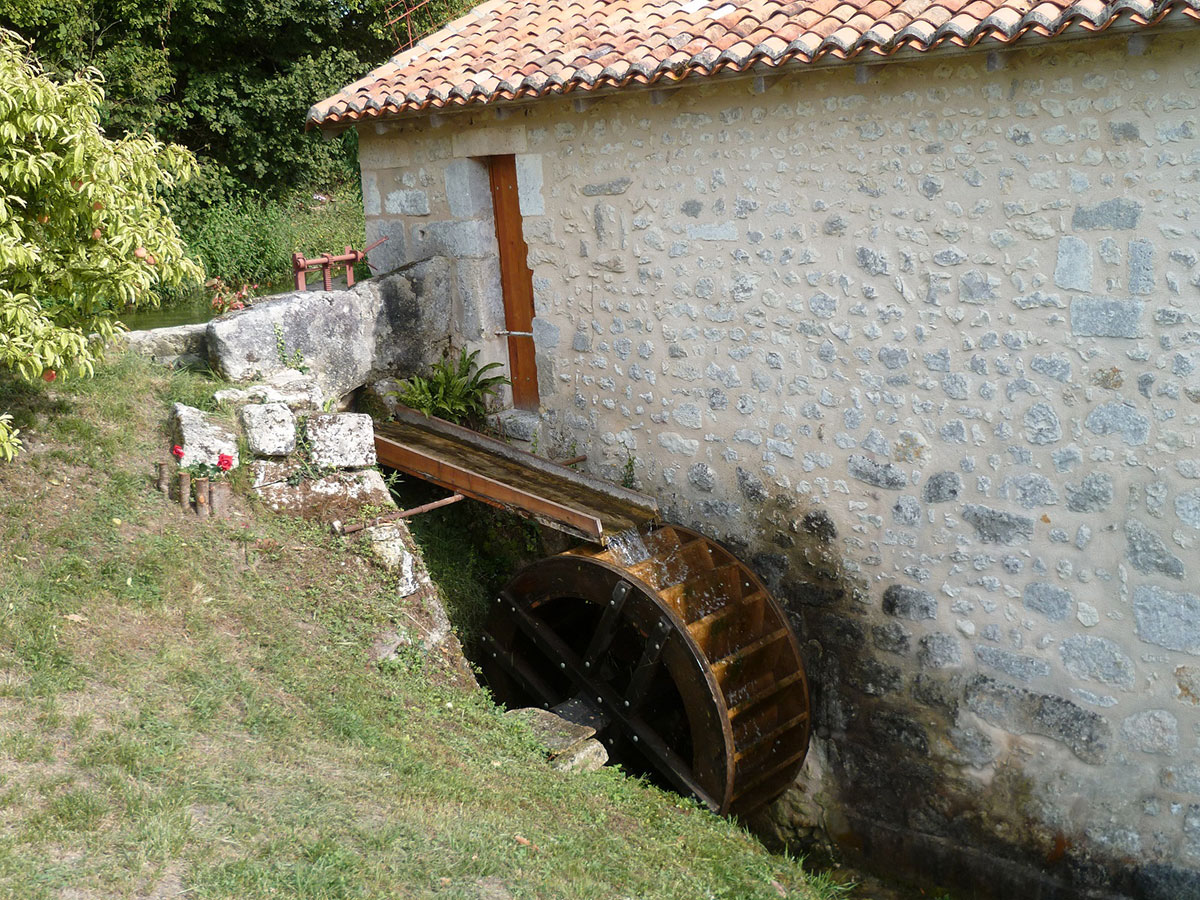 Moulin des Camps