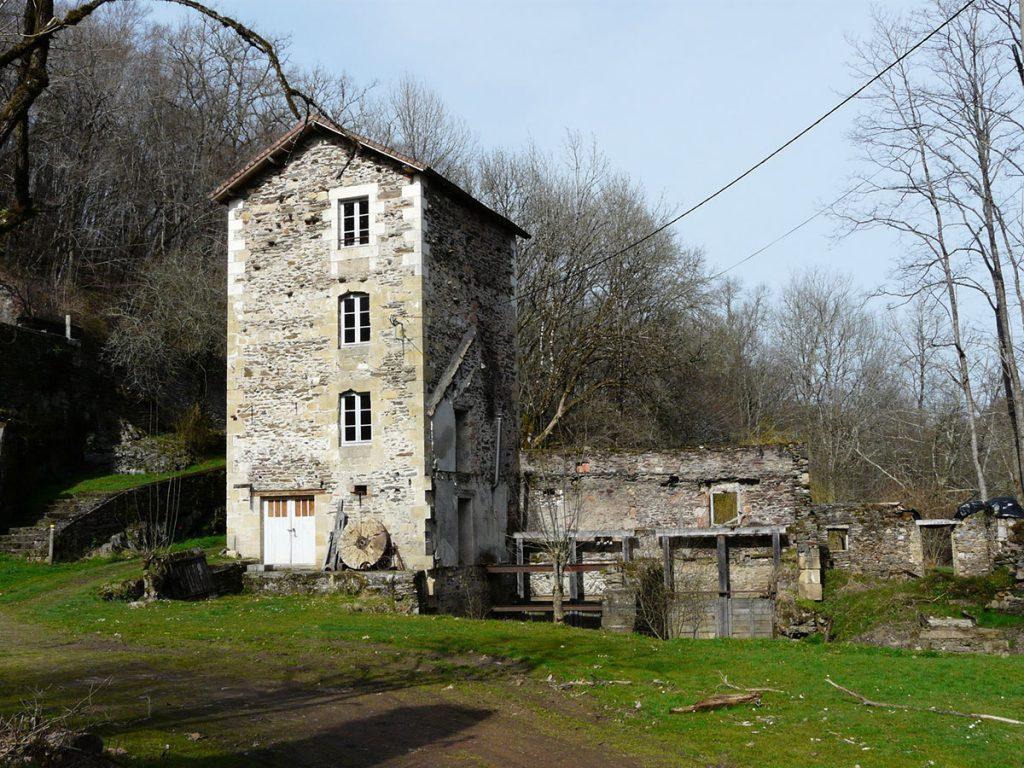 Moulin de Guimalet