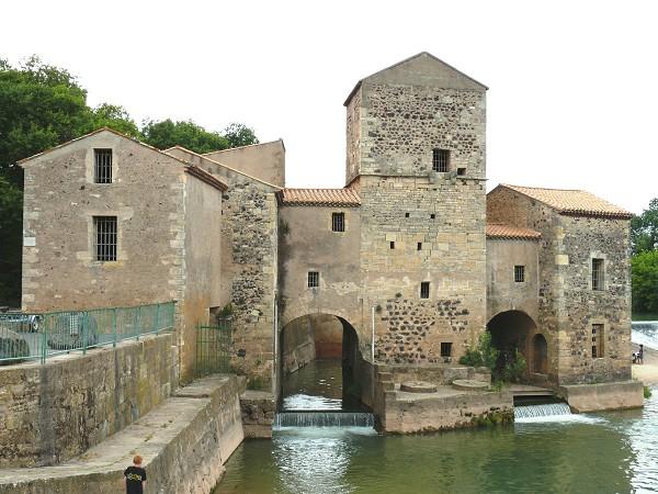 Moulin de Saint Tibéry
