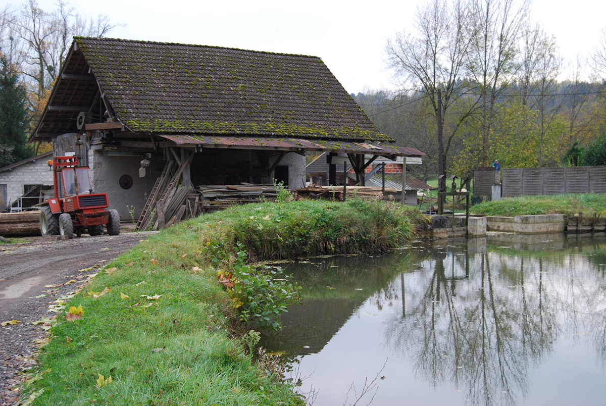 Moulin de la Seytaz