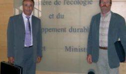 La FDMF au ministère de l'Écologie, du Développement Durable et de l'Environnement