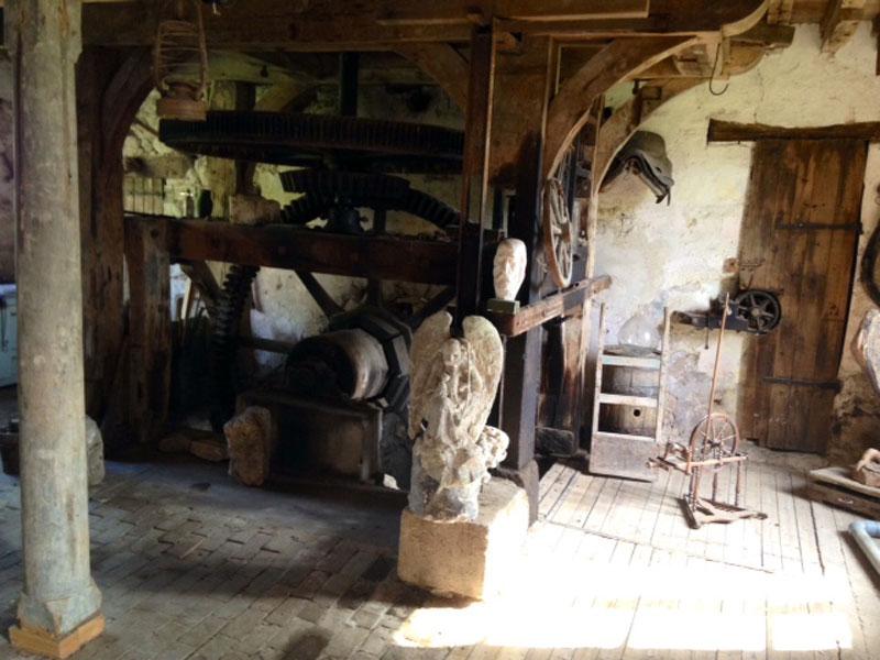 Moulin de Sellières - Photo Anne-Marie Palisse