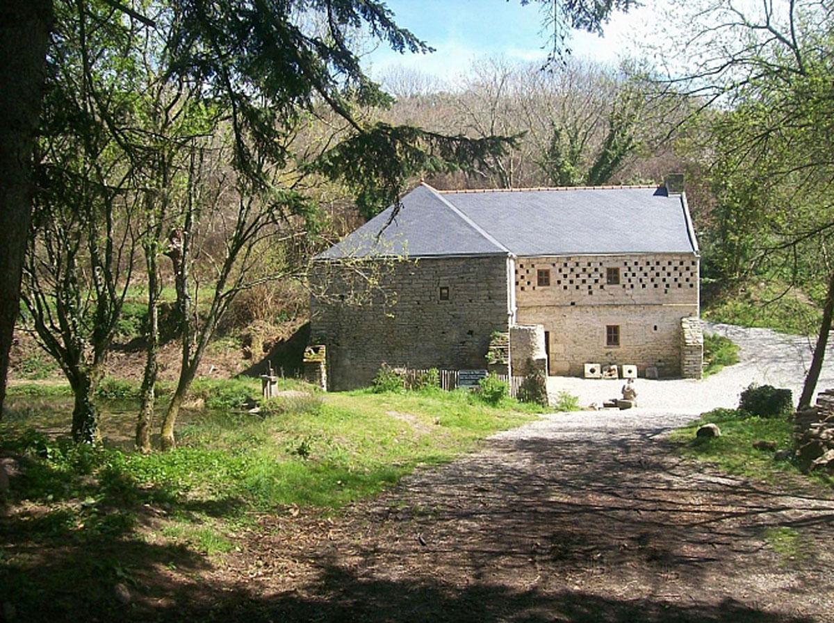 Moulin de Tréouzien