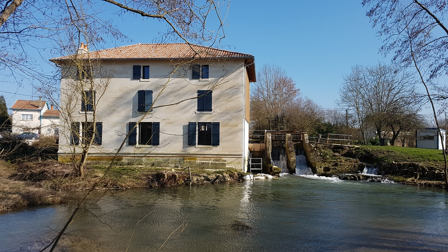 Moulin de Brabant le Roi - photo Géraldine François