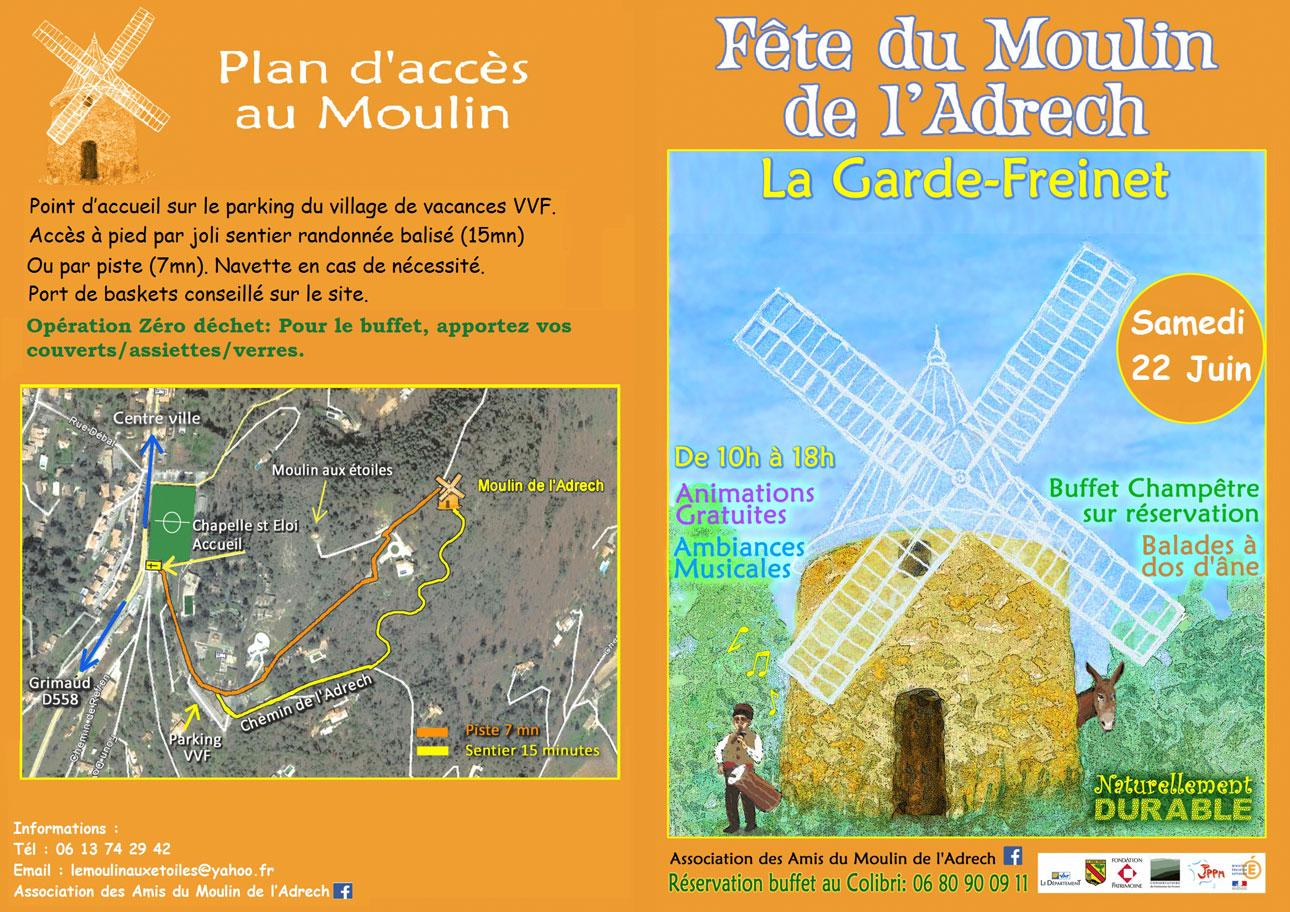 Moulin de l'Adrech - Yves Janclaes