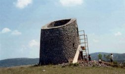 Moulin du Rédounel à La Couvertoirade – Historique d'une belle aventure